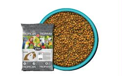 Tropican Lifetime Parrot Food Granules 25 lb.